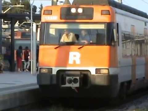 "Renfe Ut - 447132M + 447130M R15-Reus ""Regional"" Sant Vicenç de Calders"