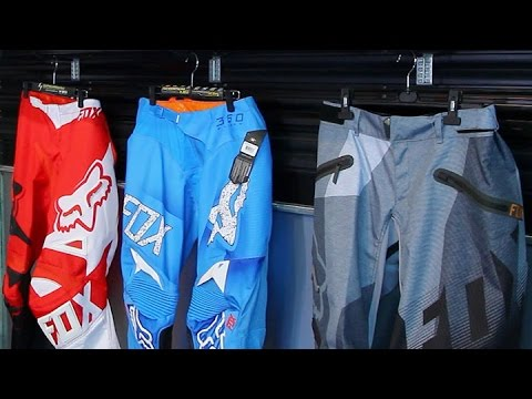 2015 Fox Motocross Gear Comparison | Motorcycle Superstore