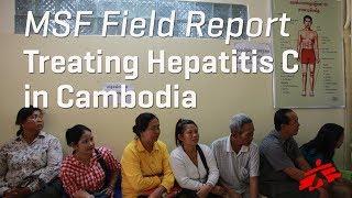 Free Care for Hepatitis C in Cambodia