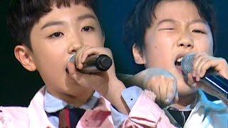 보이프렌드, 27년 전 노래로 승부 한 11세 듀오! 'Step By Step' |《KPOP STAR 6》 K팝스타6 EP32