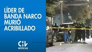 Muere acribillado líder de banda narco: Recibió 30 disparos en La Legua