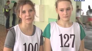 Соревнования по легкой атлетике среди детей-инвалидов (2016-03-01)