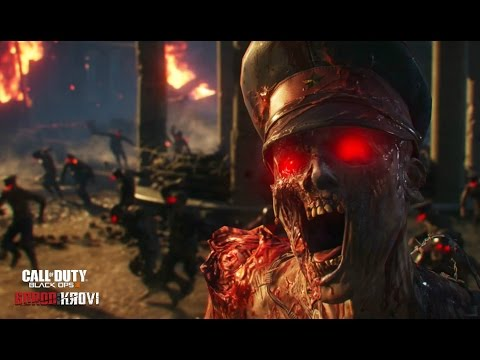 Call of duty Black lll zombies