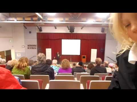 Xuitezcatl Martinez talk on Whidbey Island, WA 2017