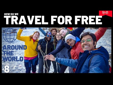VOLUNTEER & Travel the world with almost NO MONEY