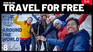 Travel the world with almost NO MONEY like her (Most Innovative Travel Tip 2019)
