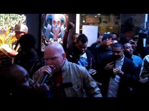 STRONG ARM STEADY - GANGSTA'S (LIVE)