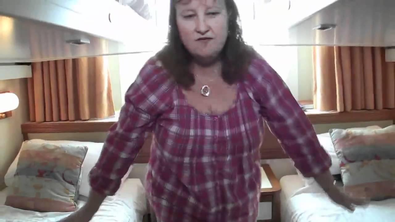 Po oceana cabin tour youtube baanklon Images