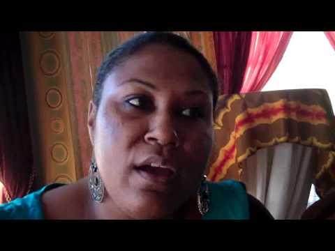 Fashion designer Khadija Mwanamboka speaks out