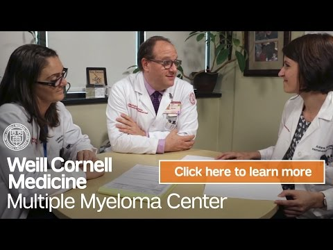 Multiple Myeloma Cancer Center NY | Weill Cornell Medicine Multiple Myeloma Center