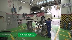 The ultra-efficient maintenance service