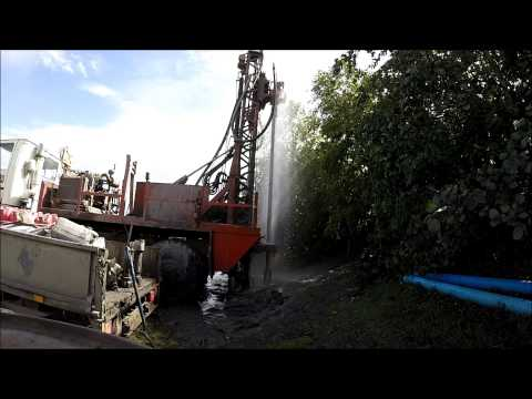 Water well Drilling In England UK