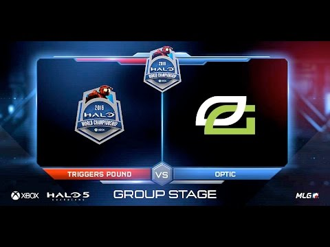 NA Regional Group Stage – OpTic Gaming vs Triggers Pound