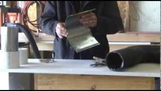 How To Connect Ductwork For Woodworking Dust Collector. Tips And Tricks!