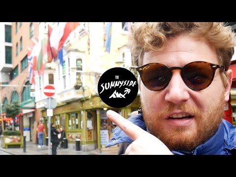 Dublin Sightseeing | Irland | Backpacking Europa