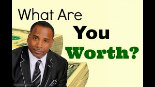 What Are You Worth? - Melvin Fleming