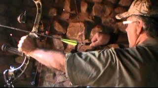 Motsomi Safaris Bow Hunting Waterbuck Lowe