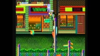 Streets of Rage Remake on the GPH CAANOO