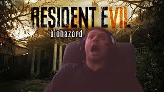 Папич играет в RESIDENT EVIL 7!