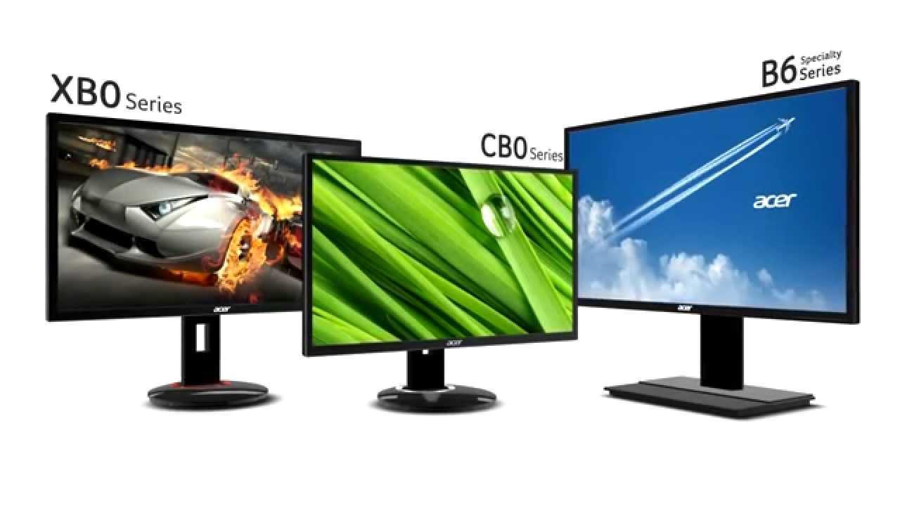 Acer Ultra-High Resolution (4K2K, WQHD) Monitors - Bigger, sharper and more  versatile