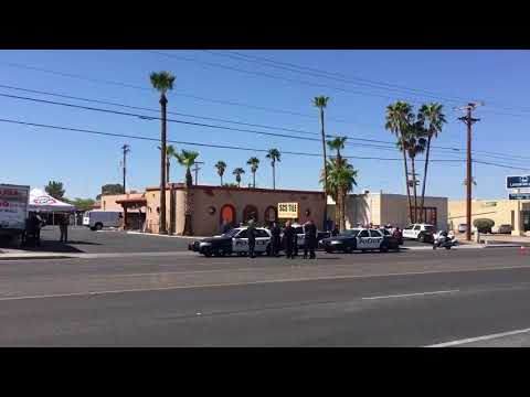 Watch: Tucson police working officer-involved shooting