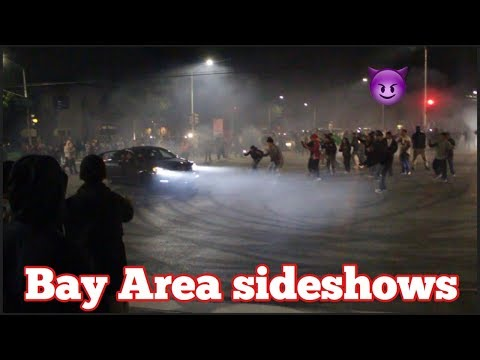 BAY AREA SIDESHOW!! *Getmaineymovement*