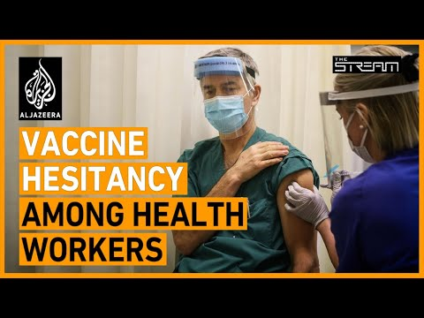 What happens if a healthcare worker refuses the COVID vaccine?  | The Stream thumbnail