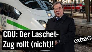 CDU: Laschet und Merz – gemeinsam gegen die Wand