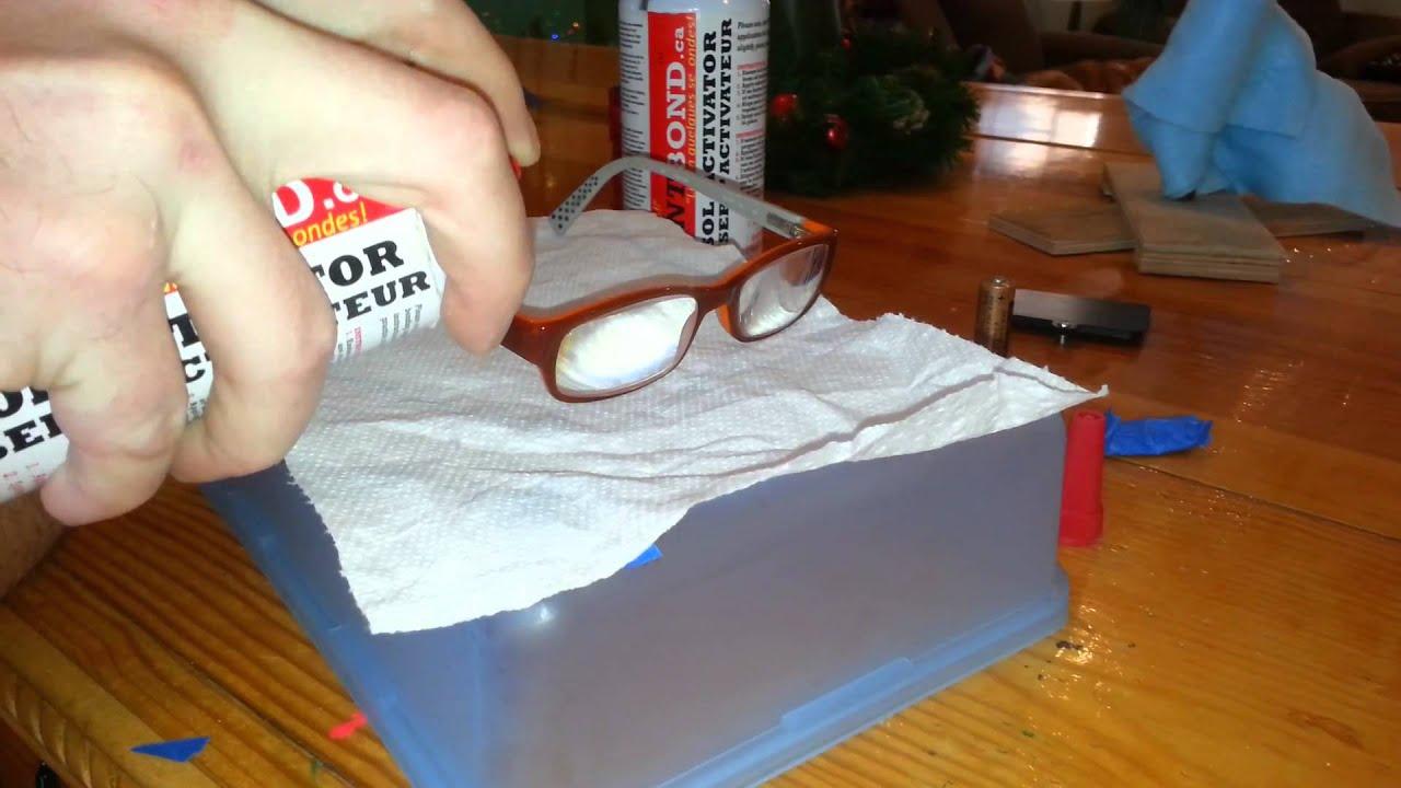381a51bf51f DIY- How I Fix Glasses-Broken Arm - YouTube