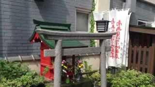 豊川稲荷---東京都新宿区