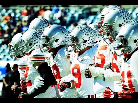 Ohio State Buckeyes Football | '13-14 PUMP UP | HD