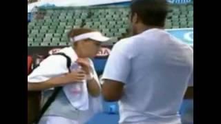 Elena Vesnina's Expressions (Tennis)