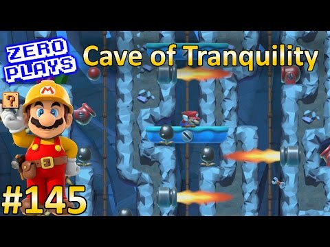Cave of Tranquility | Super Mario Maker Part 145
