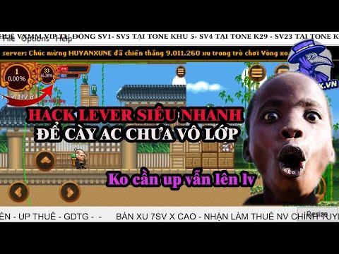 hack level ninja school online mien phi - ►Ninja School Online ►Hướng dẫn ae cách hack lever siêu nhanh từ lv1 - 3x  chỉ trong vài phút