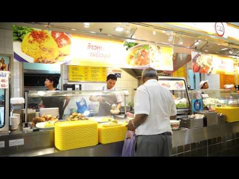 MBK Food Island The Biggest Food Plaza in Bangkok