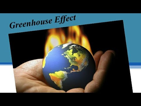 GREENHOUSE EFFECT IN HINDI