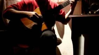 """Cacho Tirao Cover """" Volver """" Por Daniel Celedon."""
