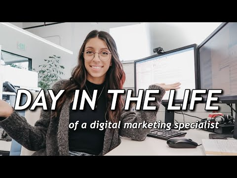 DAY IN THE LIFE OF A DIGITAL MARKETING SPECIALIST