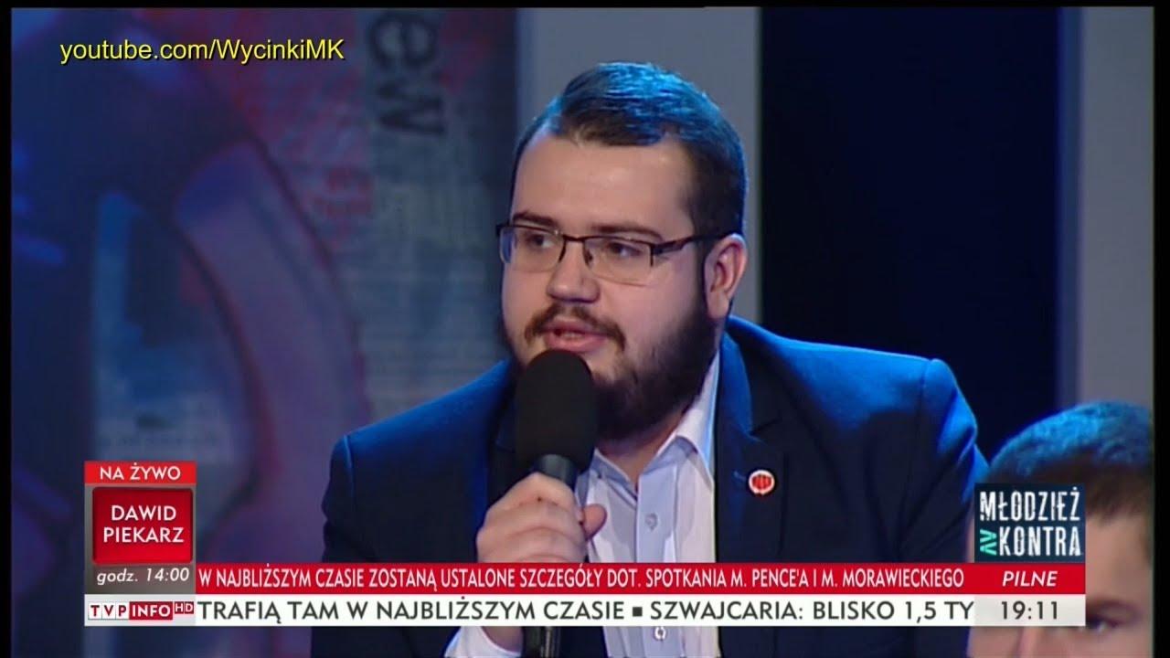 Młodzież kontra 625: Sebastian Buda (Endecja) vs Dominik Tarczyński (PiS) 13.01.2018