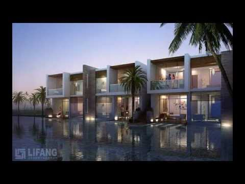See Architectural Design Images In A CGI Rendering Show reel