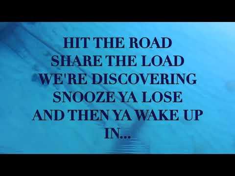 Ra Costelloe- Open Road Lyric Video