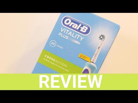 Oral-B Vitality Plus Review