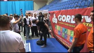 Чемпионат РФ по армлифтингу 05.03.13 г. 2 часть