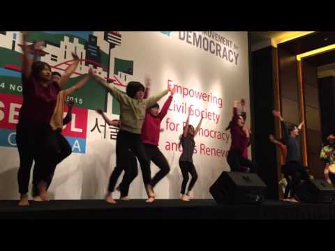 HPS + 쿨레칸 part 3 @ World Movement for Democracy
