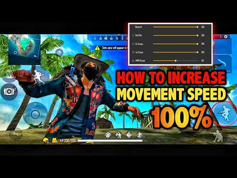 Increase Movement Speed In Free Fire Best Pro Tips And Tricks