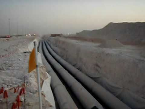 DOHA NORTH SEWERAGE TREATMENT & ASSOCIATED WORKS