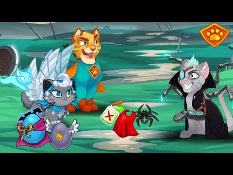 Castle Cats Разбор обновления 2.12.2