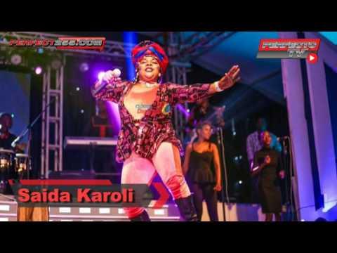 EXCLUSIVE: Saida Karoli akiongelea changamoto za muziki wake, Alikiba, Diamond, Benpol na Belle 9