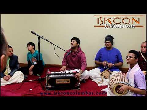 Hare Krishna Kirtan by HG Amarendra Prabhu