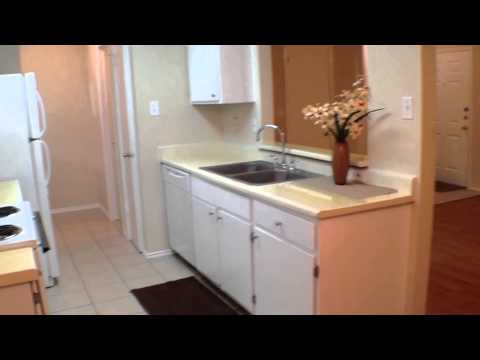 San Antonio Townhomes for Rent 2BR/1.5BA by Property Management San Antonio